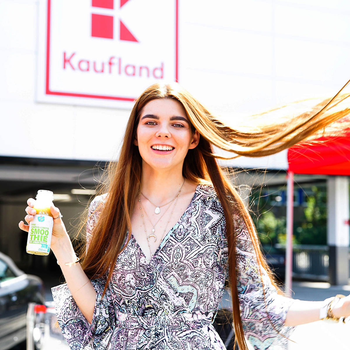K-to go for Kaufland, shot in Berlin