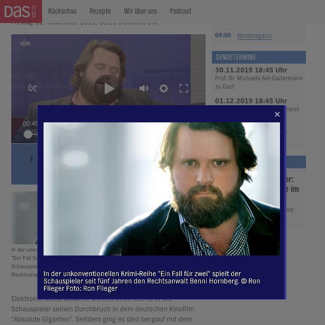 Antoine Monot NDR-web